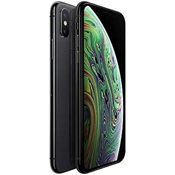 Apple iPhone XS 64 GB Gris Espacial (Reacondicionado): Amazon.es ...