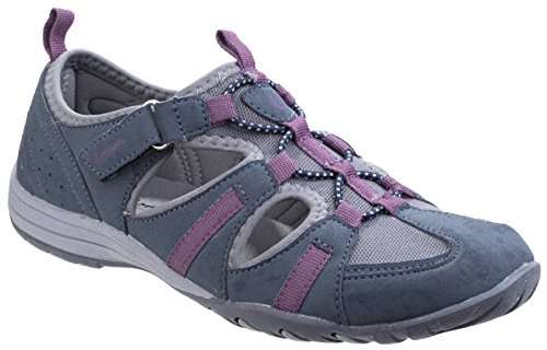 Cotswold Bourton Ladies Summer Shoe Marine