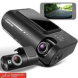 Thinkware F770Caméra de Tableau de Bord Full HD 1080p avec Super Vision Nocturne Caméra arrière...