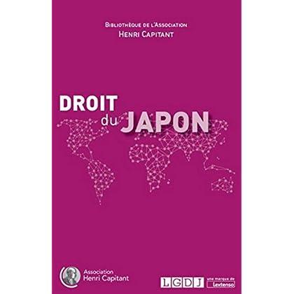 Droit du Japon