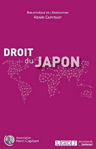 Droit du Japon par Collectif