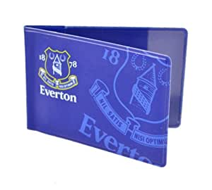 New Official Football Team Travel Card Wallet (Everton FC)