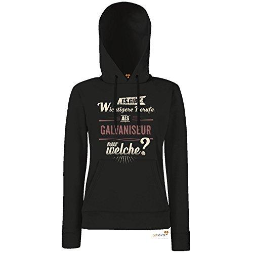 getshirts-rahmenlosr-geschenke-hoodie-damen-wichtigere-berufe-als-galvaniseur-red-creme-schwarz-xl