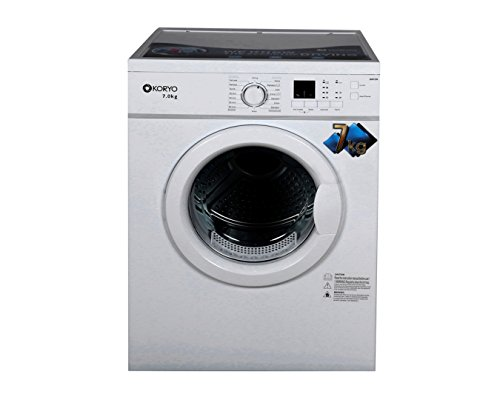 Koryo KCD7018WD 7 Kgs Front Load Crease Free Laundry Dryer