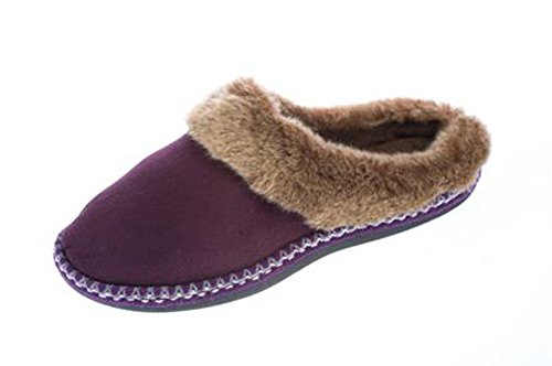 Coolers , Chaussons pour femme Violet - Prune