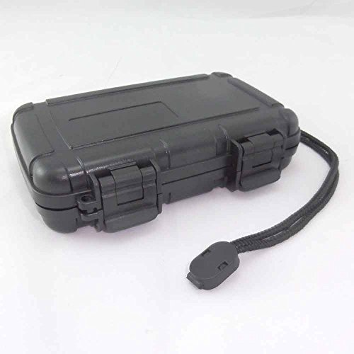 77001-K Outdoor Dry Box wasserdicht ABS Kunststoff Camping Survival -