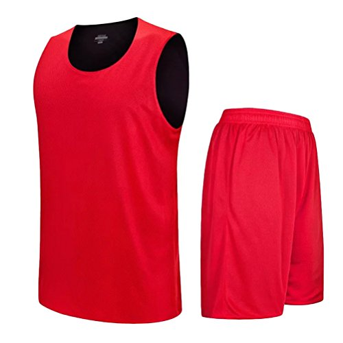 Zhhlaixing Fashion Sport Kids Boys Sleeveless Basketball Training -