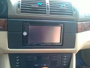 Complete double DIN radio kit d'installation pour BMW E39série 5