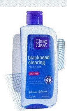 Clean & Clear points noirs Nettoyant Nettoyant sans huile 200 ml (lot de 3)