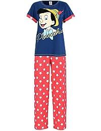Disney Pinocho - Pijama para mujer - Pinocchio