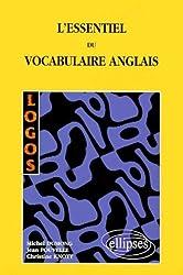 L'Essentiel du vocabulaire anglais