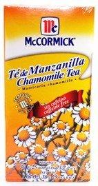 Mccormick Chamomile Tea Caffeine Free (1.06 Oz.)