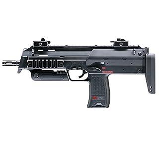 HECKLER & KOCH Softair MP7 A1 mit Maximum 0.5 Joule Airsoft Gewehr, Schwarz, One Size