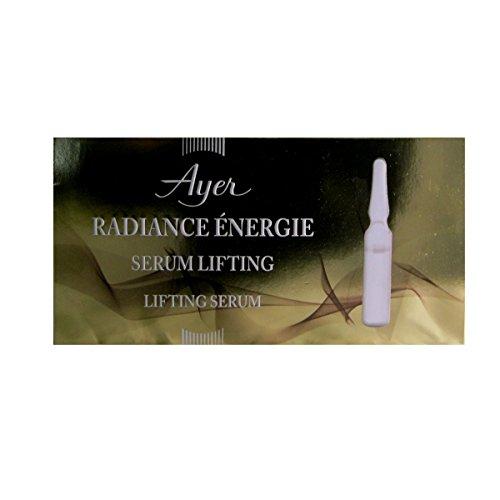 Ayer Radiance Energie Lifting Serum Antiaging Konzentrat, 1er Pack, (1 x 20 ml) -
