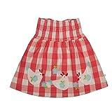 Frugi Mädchen-Sommerkleid aus weicher Bio-Baumwolle, GOTS, Fair Trade, Verschiedene Designs (92/98, Huhn)