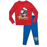 Thomas & Friends Boys Thomas The Tank Engine Pyjamas Slim Fit