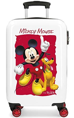 Disney Topolino 4691471 Valigia Trolley, Bambini, 55 Centimetri, 33 Litri