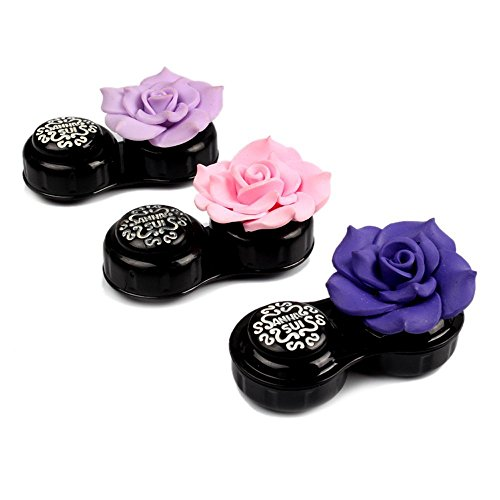sunshey-3pcs-portable-camellia-contact-lens-case-travel-cleaning-box-container-soaking-storage