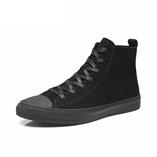 Chaussures Décontractées Homme / Robe / Alpinisme / Automne / Extérieur / Bas Doux / Chaussures De Sport / Slip On / Noir Noir