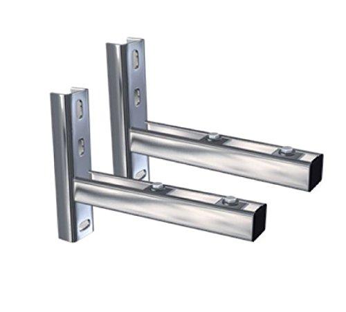 Preisvergleich Produktbild Universal Wandstützen Länge 475 mm