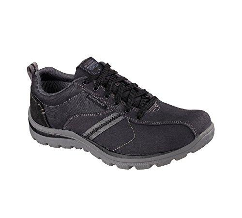 Venta Barata Sitio Oficial Skechers Uomo Superiore - Marton Sneaker Black Nicekicks Descuento 65Yf9P3