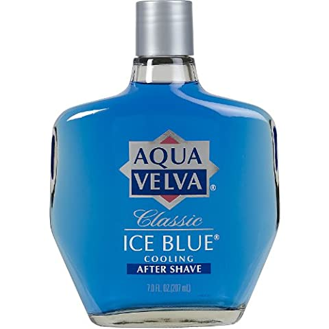 Aqua Velva Aqua Velva Classic Ice Blue Cooling After Shave,