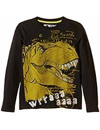 Desigual Kids Camiseta Manga Larga  Negro 13-14 años (158/164 cm)