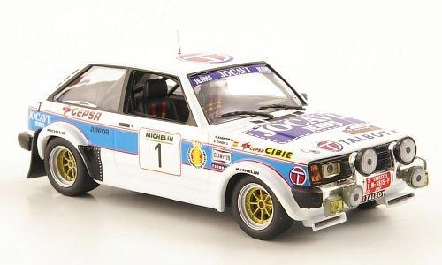 talbot-sunbeam-lotus-no1-jocavi-jeans-rally-principle-de-asturias-1982-modellauto-fertigmodell-mcw-s