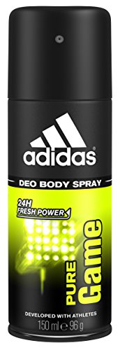 Adidas Pure Game Deodorant Body Spray For Men