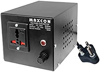 MX-1176 200W Voltage Converter (Converts 220V to 110V)
