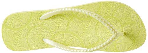 flip*flop Slim Lemon, Sandali Infradito Donna Gelb (sunny lemon)
