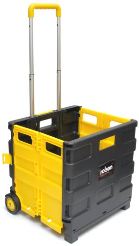 Rolson 68900 Folding Boot Cart, 25 kg Test