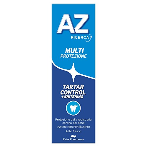AZ Dentifricio Multi Protezione Tartar Control +