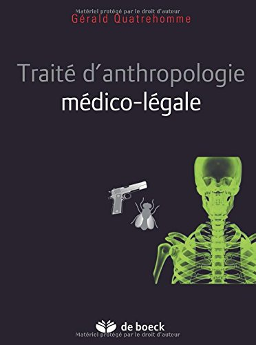 Anthropologie médico-légale