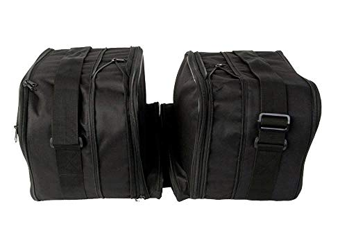 Zoom IMG-2 made4bikers borse interne per valigie