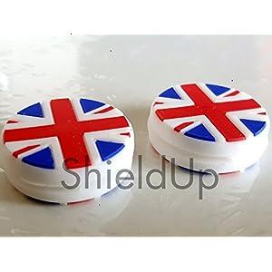 shieldup Schläger, Vibration Dämpfen | Union Jacks X 2