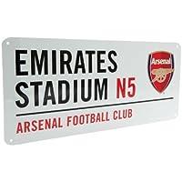 New Official Football Team Metal Street Sign (Arsenal FC)