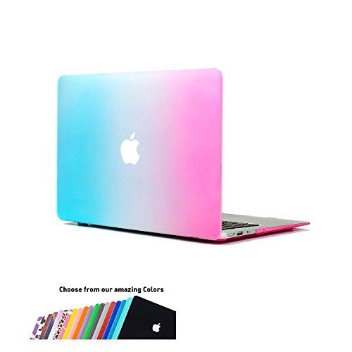 MacBook Air 11 Hülle Schale, iNeseon Ultra Slim Plastik Hartschale Schutzhülle Snap Überzug Case Cover für Apple MacBook Air 11