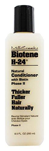 Conditionneur naturel avec de la biotine de la phase II, 8,5 fl oz (250 ml) - H 24 Biotene