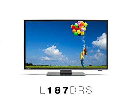 Avtex L187DRS Ultra Compact HD LED TV/DVD/Satellite 12V/24V - Black, 18.5 Inch