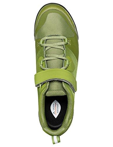 Vaude Herren Mens TVL Pavei Mountainbike Schuhe Grün (Green Pepper 785)