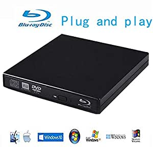 Amazon.in: Buy Blu-Ray Player External USB DVD RW Laptop ...