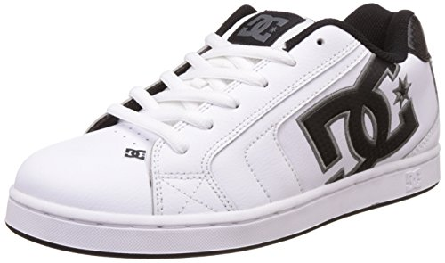 DC Shoes Net - Shoes for Men - Schuhe - Männer - EU 40.5 - Weiss Dc Shoes Big Star