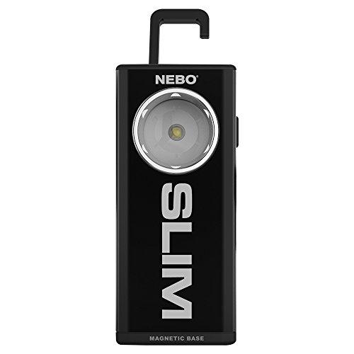 Nebo Slim - Luz de bolsillo recargable (500 lúmenes)