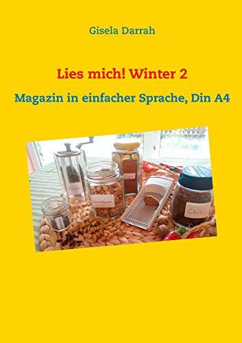 Lies mich! Winter 2: Magazin in einfacher Sprache, Din A4 (Lies ...