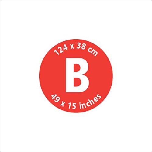 Brabantia Bügelbrett mit Ablage für Dampfbügelstationen, Größe B, Normal Titan Oval, Limited Edition - 8