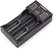 18650 lithium battery smart charger
