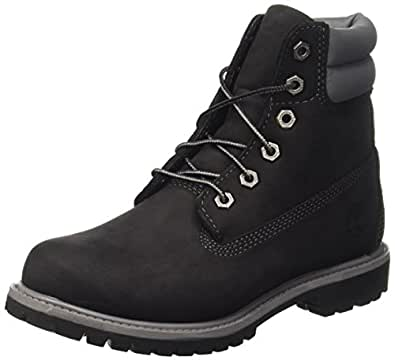 Timberland - Waterville 6 In Doub - -, homme, noir (black), taille 36