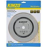 Kinzo 71767 Disque diamant humide 230 mm