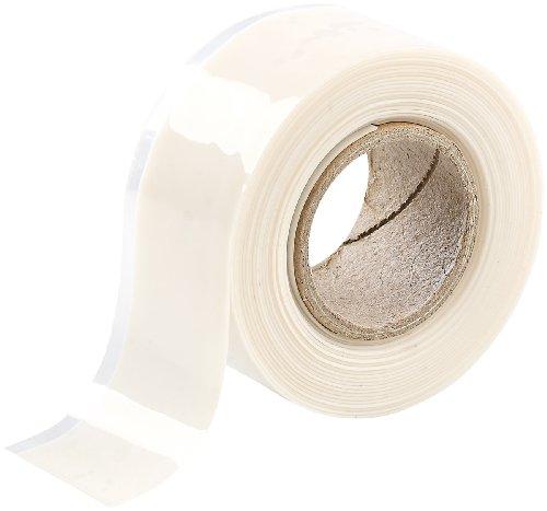 AGT Silikon Dichtband: Selbstklebendes Abdichtband, 3 Meter, weiß (Silikonband selbstklebend)